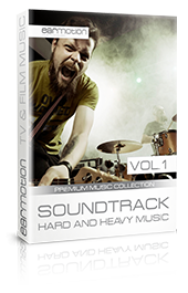 SOUNDTRACK HARD AND HEAVY MUSIC VOL.1