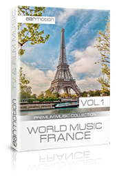 WORLD MUSIC FRANCE VOL.1
