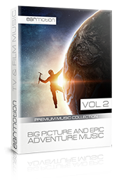 BIG PICTURE AND EPIC ADVENTURE MUSIC VOL.2