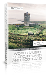 WORLD MUSIC CELTIC, IRELAND AND SCOTLAND VOL.1