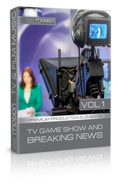 TV GAME SHOW & BREAKING NEWS VOL.1