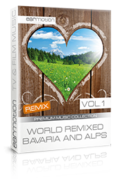 WORLD REMIXED BAVARIA AND ALPS VOL.1