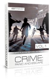 CRIME: PANIC AND ESCAPE VOL.1