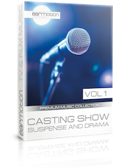 CASTING SHOW SUSPENSE AND DRAMA VOL.1