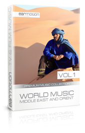 WORLD MUSIC MIDDLE EAST & ORIENT VOL.1