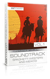 SOUNDTRACK SPAGHETTI WESTERN AND MEXICO VOL.1