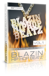 BLAZIN HIP HOP BEATZ VOL.1