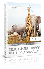 DOCUMENTARY FUNNY ANIMALS VOL.1