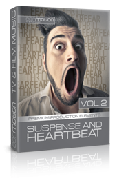 SUSPENSE AND HEARTBEAT VOL.2