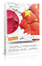 WORLD REMIXED CHINA AND JAPAN VOL.1
