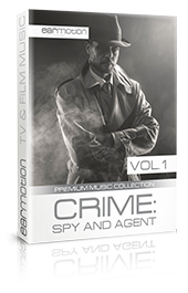 CRIME: SPY AND AGENT VOL.1