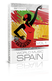 WORLD MUSIC SPAIN VOL.1