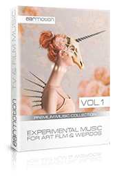 EXPERIMENTAL MUSIC FOR ART FILM AND WEIRDOS VOL.1