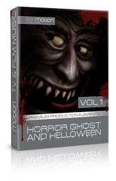 HORROR GHOSTS & HALLOWEEN VOL.1