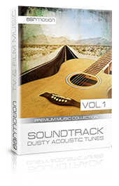 SOUNDTRACK DUSTY ACOUSTIC TUNES VOL.1