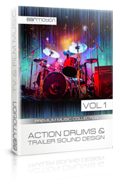 ACTION DRUMS AND TRAILER SOUND DESIGN VOL.1