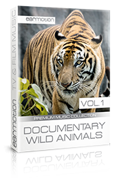 DOCUMENTARY WILD ANIMALS VOL. 1