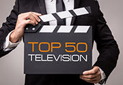 TOP 50 Tracks TELEVISION